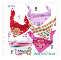 Wholesale Toddler bib bibs toddler scarf scarves cotton baby Bibs baby bib Wipes Wraps Burps Cloth Scarf