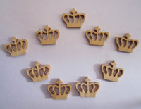 Wholesale The children s clothing accessories and DIY tools woodiness crown button