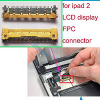 For Apple For Ipad Mix original lcd screen display connector fpc plug flex for iPad 2 2nd iPad2 replacement
