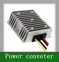 Wholesale 1pc V to V A W Car DC Power Converter Car Booster