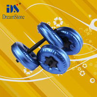 Wholesale Commercial dumbbells Water Dumbbell have RoHS approved pairs by EMS