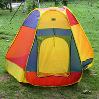 Wholesale 62 x62 x45 Inch Children Games House Tent Mixed Colors New Ship From USA