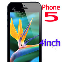 Wholesale Phone5 V5 WIFI TV Cell Phone with mp3 JAVA dual camera inch touch screen WEIL