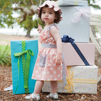 Christmas Girl 0-6 years Pink baby girl suit Round dots hat+ braces skirt with small pocket 2012 New arriver