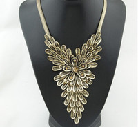 Christmas Necklace Lady Short Flower Image Party Style High ...