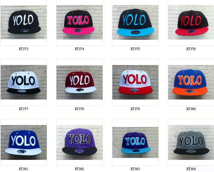 Wholesale Snapback Hats - Buy YOLO SNAPBACKS YOU ONLY LIVE ONCE    Yolo Snapbacks