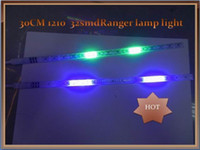 Wholesale 300pcs cm LED Chip Knight Rider Lights Flexible Flash LED Strip Lamps