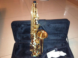 Wholesale High grade professional alto saxophone like Selmer Paris Reference Gold lacquer
