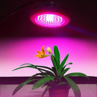 Wholesale FEDEX Free AC V W UFO Hangable Lamp Plants Grow LED Grow Light night light AB2458