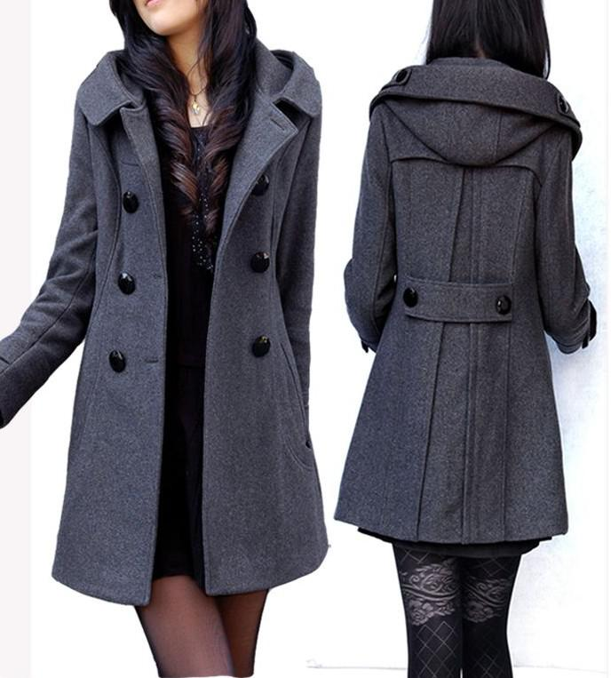 women-s-double-breasted-wool-coat.jpg (688×763) | outfits ...