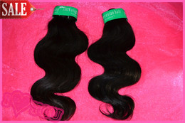 Wholesale 12 peruvian human hair full body wave straight hair