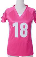 Cheap Football top jersey Best Women Short football jerseys