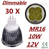 Wholesale CREE MR16 x2W amp W V Dimmable lamp n light Bulb LED Downlight Led light Led Bulbs
