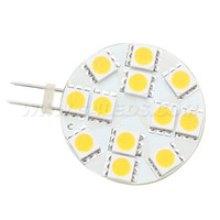 Wholesale Free Shipment Led SMD Dimmable G4 Lamp V amp V Led Spot Light Led Boat Light Led Marine