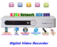 Wholesale CCTV Security H Full D1 CH Channel Network DVR Standalone Digital Video Recorder