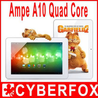 android ampe - Ampe A10 Quad core Buletooth Tablet PC Android Freescale i MX6Q GB Dual Camera