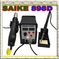 Wholesale Hot Air Gun SAIKE D Solder Iron in Soldering Station Brand new
