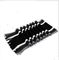 Wholesale Fashion Log Soft Wrap Scarf Color Matching Strip Pattern Scarf Warm Woolen Shawl
