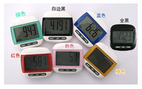 Large LCD Screen Digital Multifunctional Pedometer Step Calo...