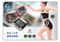 Hot! Big LCD Screen Digital Multifunctional Pedometer Step C...
