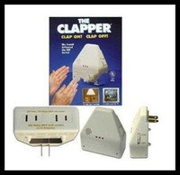 Wholesale The Clapper Clap on Clap off Sound Activated Light Switch switch in Retail Package