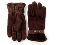 Wholesale 2012 New Man gloves winter warm warm gloves locomotive cotton gloves