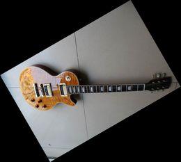 China guitar slash appetite mahogany electric guitar beer root brown