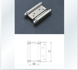 Wholesale High Quality Double Spring Door Hinge Strong Stainless Steel Hinge10