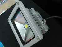 Wholesale NEW W LED Flood light Cool Warm White Outdoor Landscape Lamp TO V V V AC Waterproof