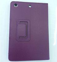 argyle case - PU Leather Case for Apple Mini ipad Stand Folio Cover Argyle Pattern