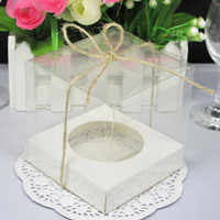 Wholesale Transparent Cupcake Boxes