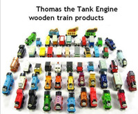 Wholesale Thomas Train Car Model Wooden Complete Set Of Car Toys Train Toy