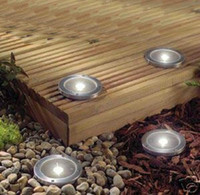 Wholesale Solar underground lamp solar lamp lights buried lawn lamp floor lamps garden lights