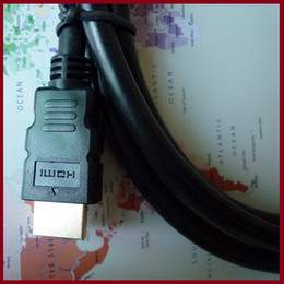 Free shipping cheap HDMI Cable 1.3V HDMI Male to Male cable 1.3 1080P for HDTV