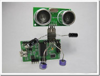 Wholesale freeshipping Wireless Ultrasonic Ranging Module Robot Ultrasonic modules ultrasonic sensors