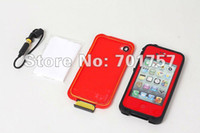 Wholesale 2012 Hot Waterproof Case Cell Phone Cases Proof For iPhone S