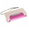 Polka Flip Wallet Leather Case Cover Pouch forApple iPhone 5 5G 5G