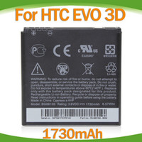 Wholesale 1730mAh BG86100 battery for HTC Evo D Sensation G XE Amaze G replacement