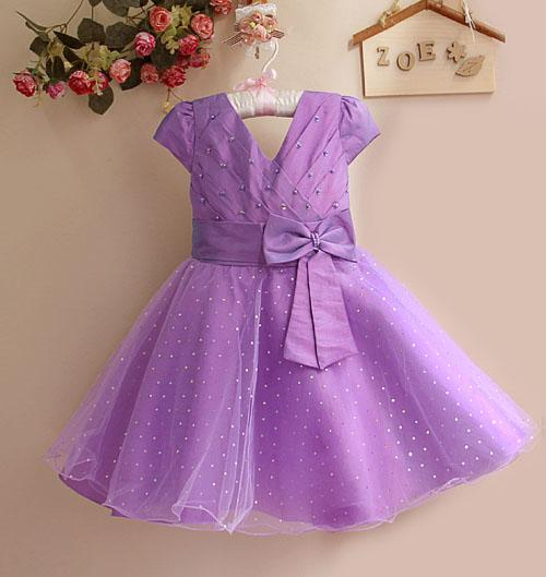 2015 New Year Baby Girl Dresses Eudora Dress with Bow Unique And ...