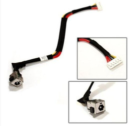 Wholesale AC DC POWER JACK FOR HP COMPAQ PRESARIO C700 SERIES G7000 V3000 DV2000 HARNESS CABLE