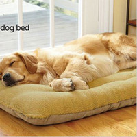 Wholesale Pet Pad Sub Dogs Sofa Bed Top Grade Plush Mattress Mats Kennel Carpet Cloth