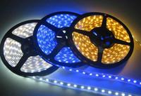 Wholesale 5M SMD LED flexi strip light V DC waterproof led light strips