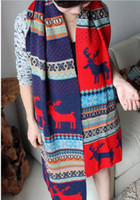 Wholesale 2012 autumn winters wool collar boximiya style scarf double fawn