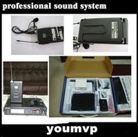 Wholesale Stage Professional sound system headset microphone