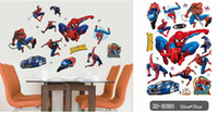 Wholesale new wall stikers Boy s Bedroom x70cm Pixar CARS Wall Stickers Kids Nursery Room Art Decal Decor