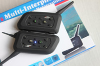 Wholesale x m Motorcycle Helmet Bluetooth Intercom up to Rider for motorcyclist