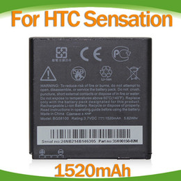 Wholesale New BG58100 battery for HTC myTouch G Slide Sensation G HTC batteries replacement