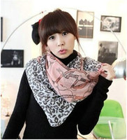 Wholesale The uprising fashion synchronization recommend scarf color mix