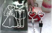 Wholesale Wine Favor Set Bottle Opener Can Opener Wedding Favors Gifts