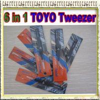 Wholesale TOYO BGA Tweezer Antistatic Tweezers ONE Set For Repair Use